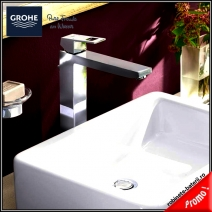 Baterie inalta pe blat Grohe Eurocube