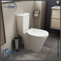 Vas wc stativ Connect Air Aquablade - set complet