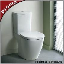 Wc complet Connect cu capac soft-close