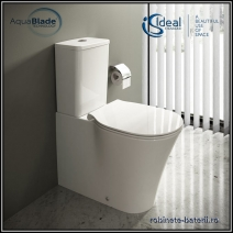 Wc Connect Air Aquablade complet, lipit de perete