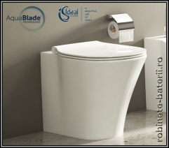 Wc stativ Connect Air Aquablade pentru rezervor ingropat